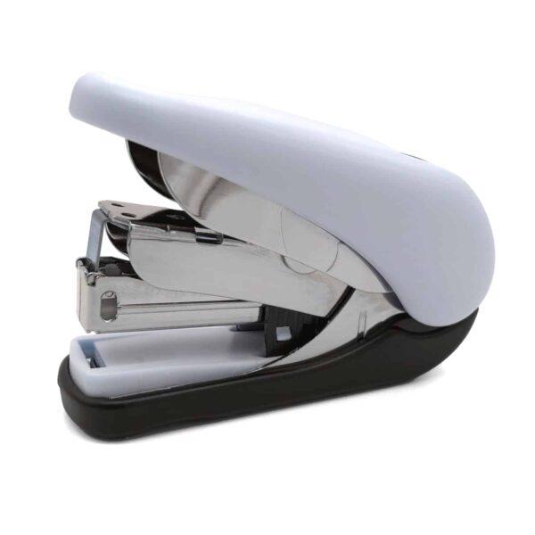 Flat Pro Mini Heftgerät klein Weiß